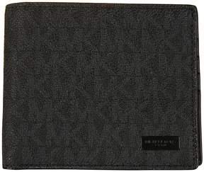 Michael Kors Logo Print Wallet
