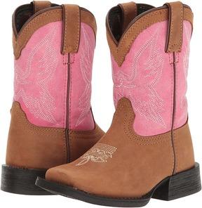 Durango Kids - Lil' 8 Mustang Boot Cowboy Boots