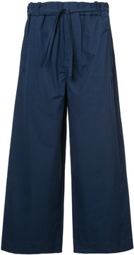 Craig Green tied wide leg trousers