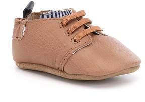 Robeez Baby Boys' Newborn-12 Months Owen Oxford Shoes