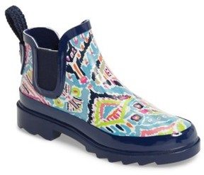 Sakroots Women's 'Rhyme' Waterproof Rain Boot