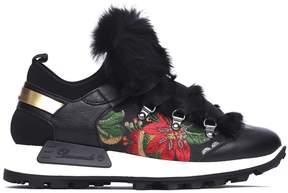 Barracuda Sneaker Urban-chic Floral