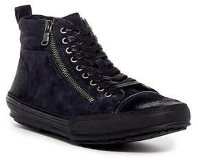 John Varvatos Star R Zip Hi-Top Sneaker