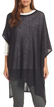 Eileen Fisher Women's Cashmere & Silk Poncho