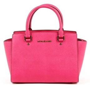 Michael Kors Womens Handbag Selma. - FUXIA - STYLE