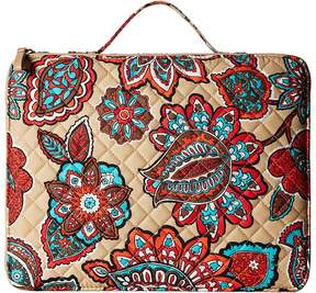 Vera Bradley Iconic Tablet Tamer Organizer Luggage - DESERT FLORAL - STYLE