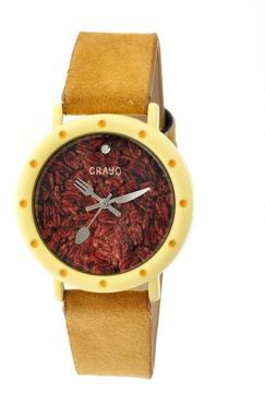 Crayo Slice Of Time Collection CR2105 Women's Watch
