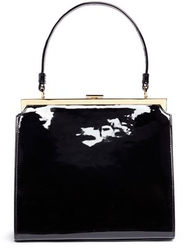 Mansur Gavriel 'Elegant' patent leather bag