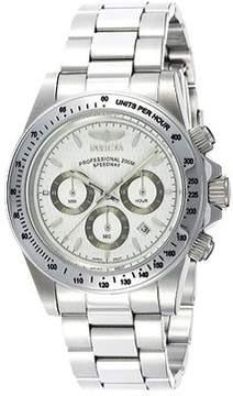 Invicta Men's 9211 Speedway Stainless Steel Watch, 40mm
