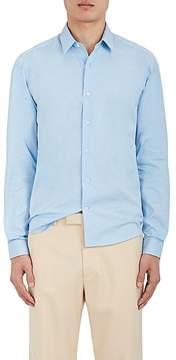 Ami Alexandre Mattiussi Men's Cotton Poplin Dress Shirt