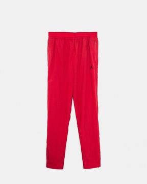Jordan Air 5 Vault Pants (Red | Black)