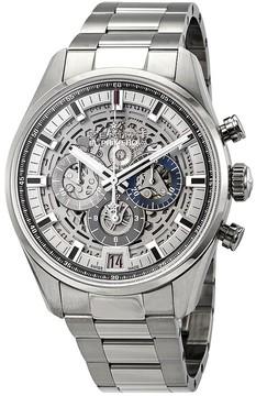 Zenith Chronomaster El Primero Skeleton Dial Automatic Men's Chronograph Watch