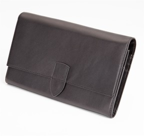Royce Leather Diplomat Travel Wallet