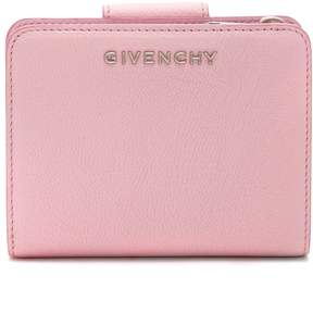 Givenchy Pandora zip-around leather wallet