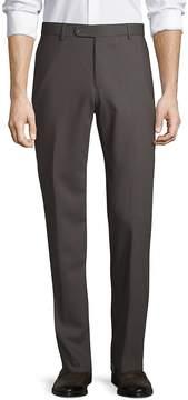 Saks Fifth Avenue Men's Nano Flex Twill Wool Pants