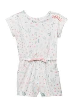 ED Ellen Degeneres Floral Romper (Baby Girls)