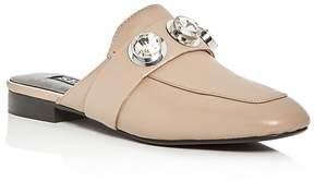 Senso Rio Embellished Loafer Mules