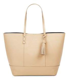Bayleen Leather Tote