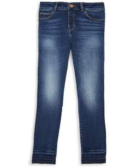 DL1961 Premium Denim Girl's Skinny Relaxed Jeans