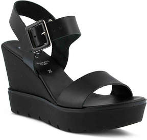 Azura Women's Leah Wedge Sandal