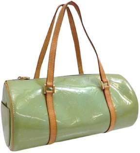 Louis Vuitton Bedford patent leather handbag - GREEN - STYLE