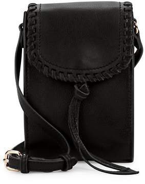 Vince Camuto Women's Flap Leather Phone Case