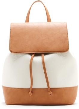 Kaili Two Tone Backpack