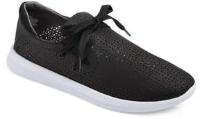 Mossimo Women's Raelee Laser Cut Sneakers
