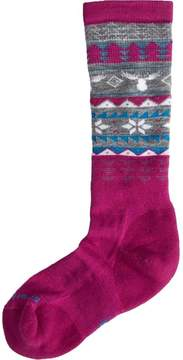 Smartwool Wintersport Fairisle Moose Sock