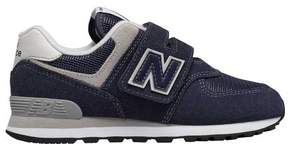 New Balance Unisex Children's 574 Sneaker - Hook and Loop