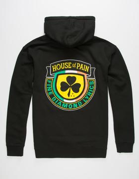 Diamond Supply Co. House Of Pain Fine Lyrics Mens Hoodie