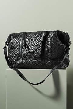 Deux Lux Cara Woven Weekender Bag
