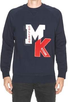 Kitsune College Patch Sweatshirt