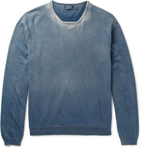 Polo Ralph Lauren Washed Cotton-Jersey Sweatshirt