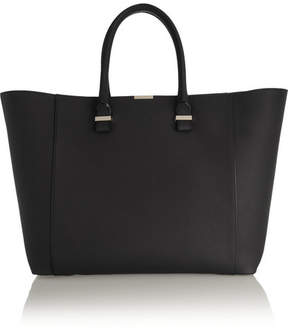 Victoria Beckham Liberty Leather Tote - Black
