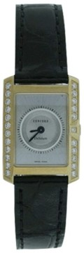 Concord Delirium 18K Yellow Gold Womens Watch