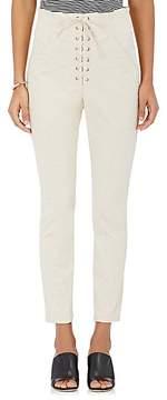 A.L.C. Women's Kyle Cotton-Blend Skinny Pants