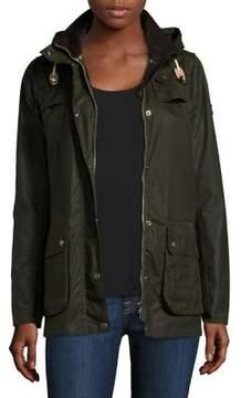 Barbour Headland Waxed Jacket