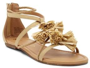 BC Footwear Until Now Tassel Sandal