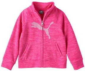 Puma Girls 4-6x Sparkle Hoodie