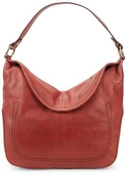 Frye Women's Campus Rivet Leather Hobo Bag