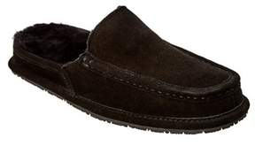 BearPaw Men's Calvin Suede Slipper.