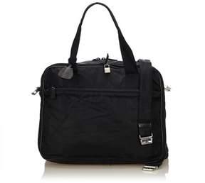 Prada Pre-owned: Nylon Briefcase.