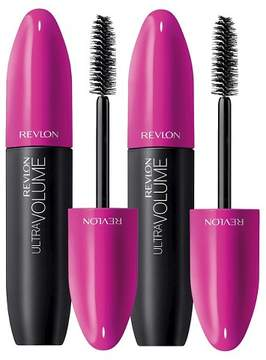 Revlon Ultra Volume Mascara Value Pack Blackest Black 0.56 oz