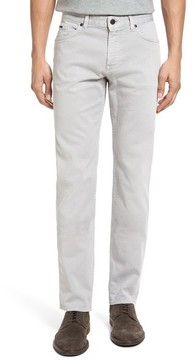 BOSS Men's Delaware Grey Slim Fit Jeans