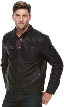 Apt. 9 Men's Textured Bomber Jacket