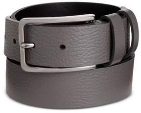Calvin Klein Mens Two-Loop Belt