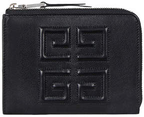 Givenchy Medium Emblem Zip Wallet