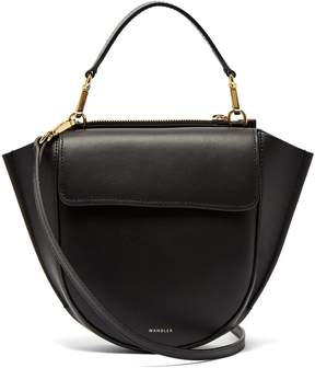 Hortensia WANDLER mini leather cross-body bag