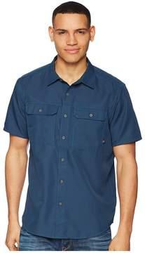 Mountain Hardwear Canyontm S/S Shirt Men's Short Sleeve Button Up